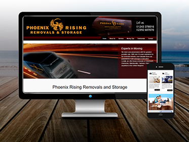 Removal Company Website