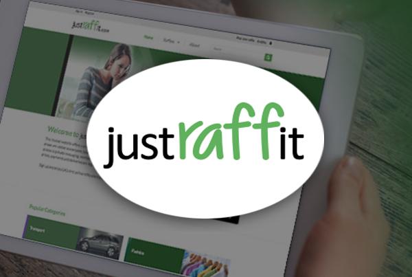 Online Raffle Website