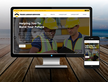 Trade Labour Service Website