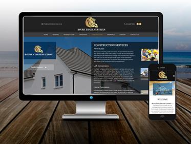 Trade Service Website