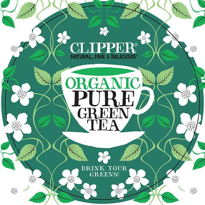 Artwork For Clipper Tea