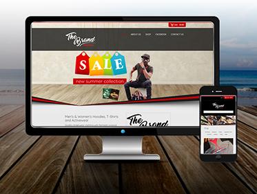 Streetwear Fashion Website